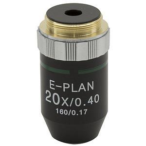 Objectif E-PLAN 20x / 0.40 - Optika