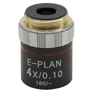 Objectif E-PLAN 4x / 0.10 - Optika