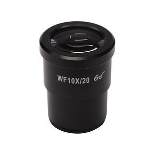 Oculaire micrométrique WF10x / 20 mm - Optika