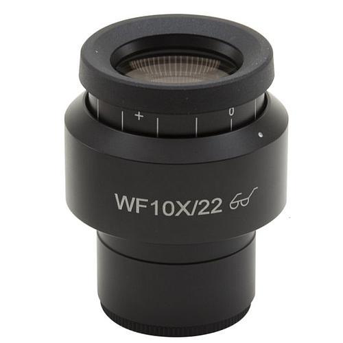 Oculaire micrométrique WF10x/22 mm