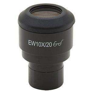 Oculaire WF 10x / 20 mm - Optika