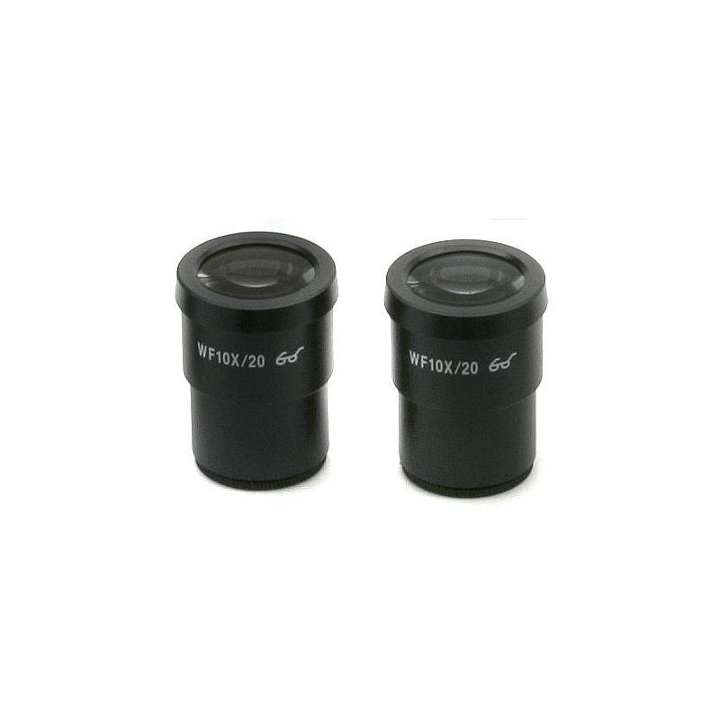 Oculaires WF 10x / 20 mm - Optika