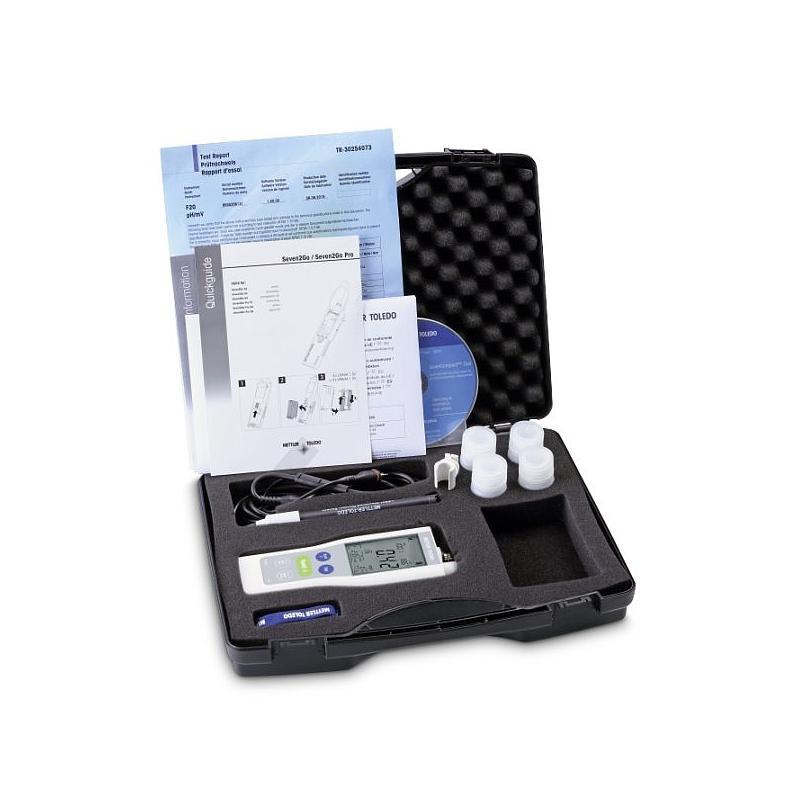 Oxymètre portable FiveGo F4 - Field Kit - Mettler Toledo