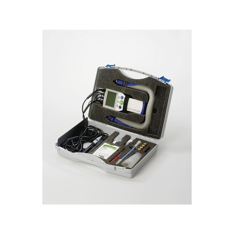 Oxymètre portable SevenGo Duo pro SG98-ELK - Mettler Toledo