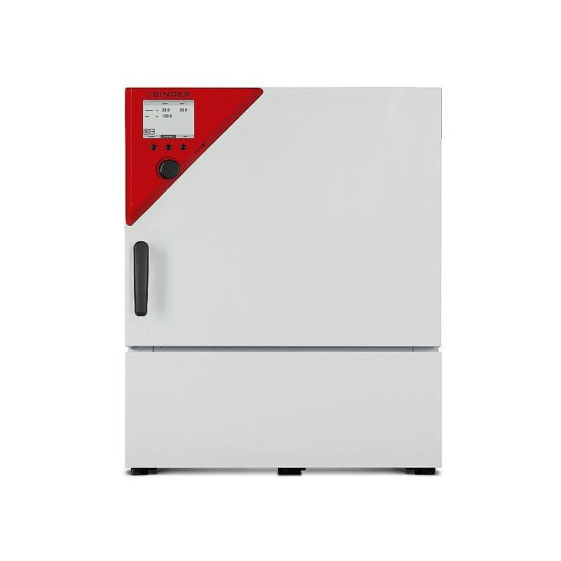 Package A «Enceinte climatique réfrigérée KB 115 – Spécial test de batterie hors tension » – Binder