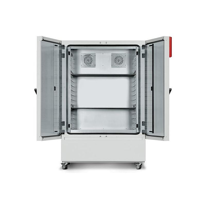 Package A «Enceinte climatique réfrigérée KB 720 – Spécial test de batterie hors tension » – Binder
