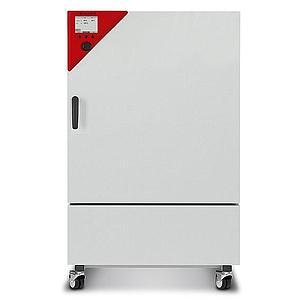 Package P «Enceinte climatique réfrigérée KB 240 – Spécial test de batterie sous tension » – Binder