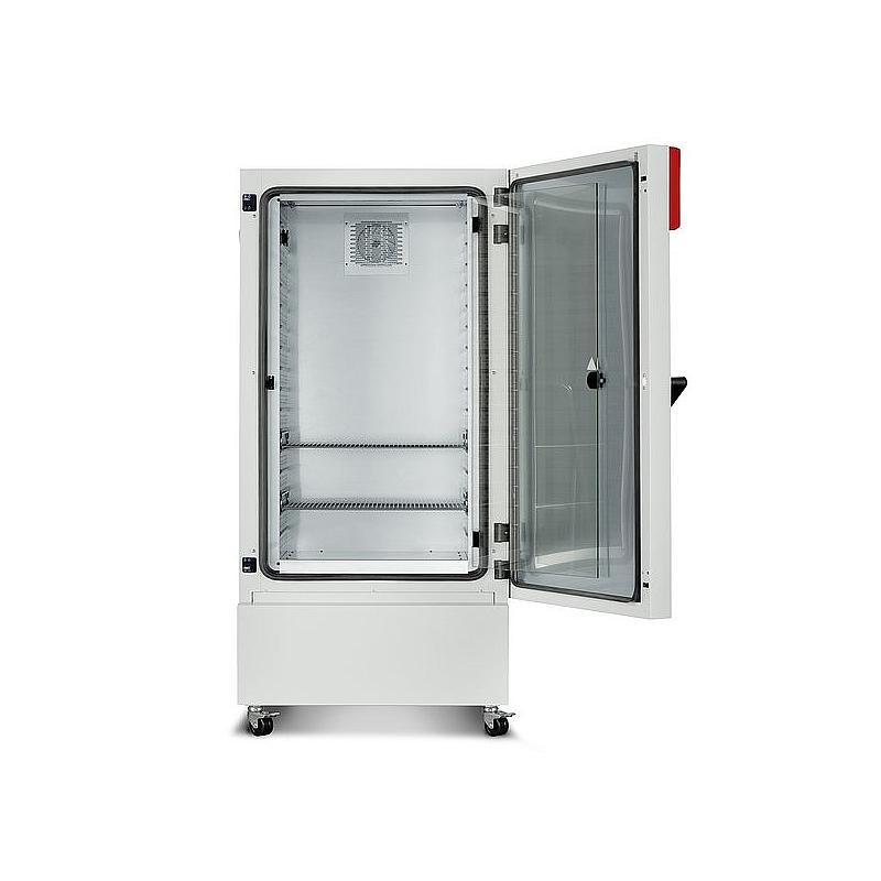 Package P «Enceinte climatique réfrigérée KB 400 – Spécial test de batterie sous tension » – Binder