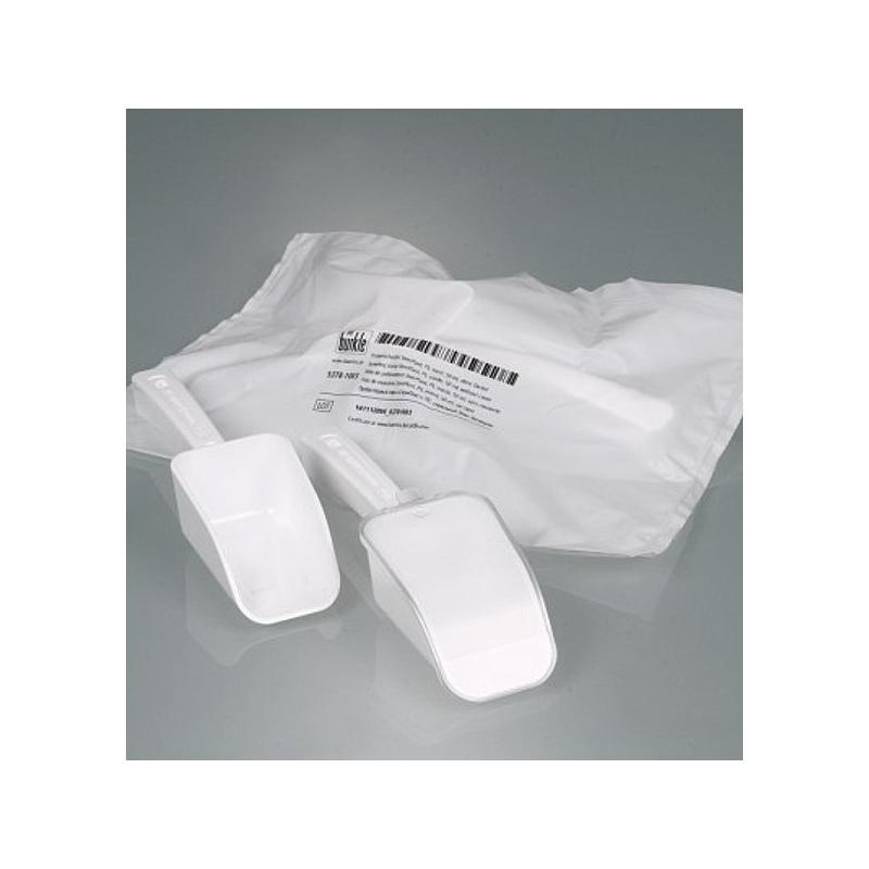 Pelles jetables LaboPlast®, 100 ml, avec couvercle, lot de 10 - Bürkle
