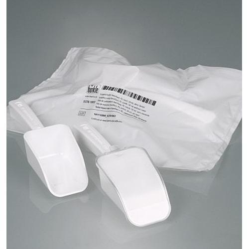 Pelles jetables SteriPlast®, 150 ml, avec couvercle, lot de 10 - Bürkle