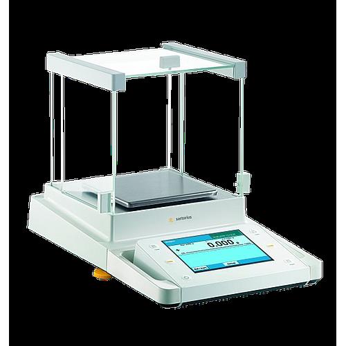 Pesage : balance de laboratoire Cubis MSA 1203S - SARTORIUS