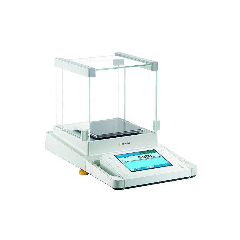 Pesage : balance de laboratoire Cubis MSA 224S - SARTORIUS