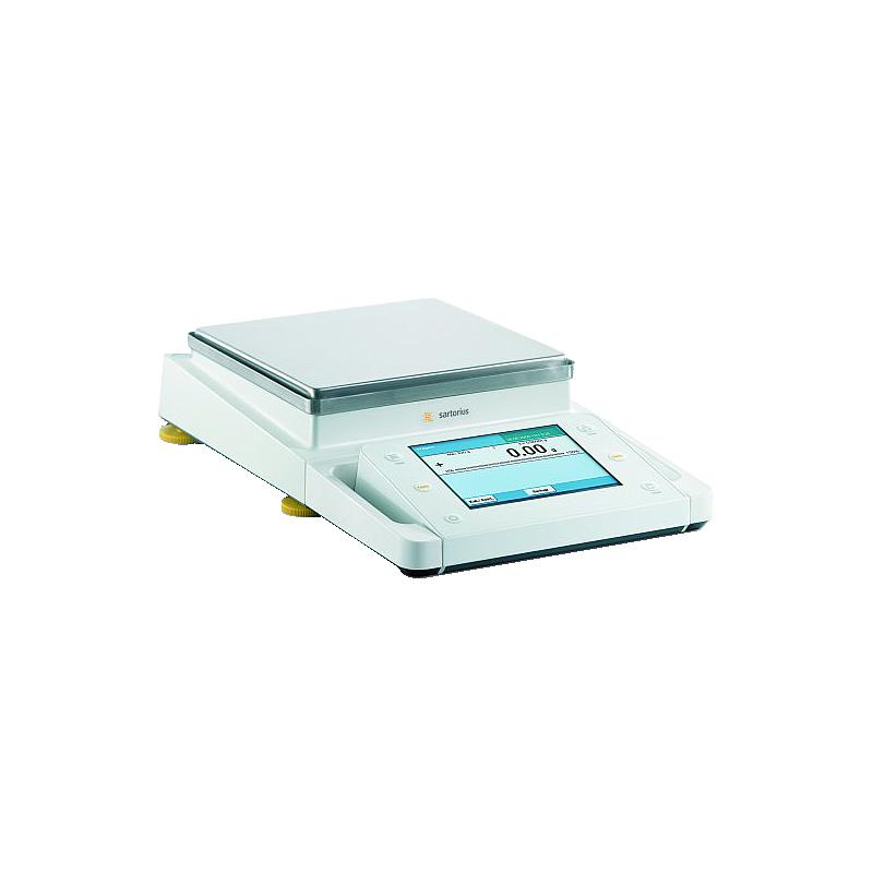 Pesage : balance de laboratoire Cubis MSA 5201S - SARTORIUS