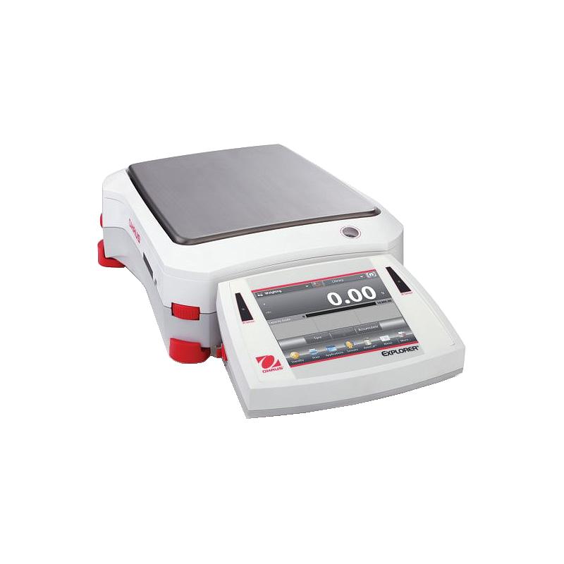 Pesage : balance de laboratoire Ohaus Explorer EX10202