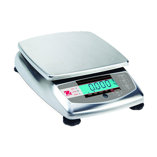 Pesage : balance inox agroalimentaire Ohaus FD3H Haute résolution Food Scale - OHAUS