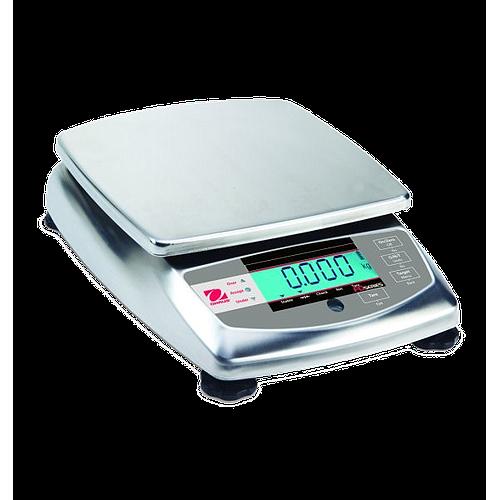 Pesage : balance inox agroalimentaire Ohaus FD3H Haute résolution Food Scale - OHAUS