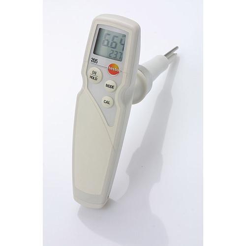 pH mètre électronique pour la viande - TESTO