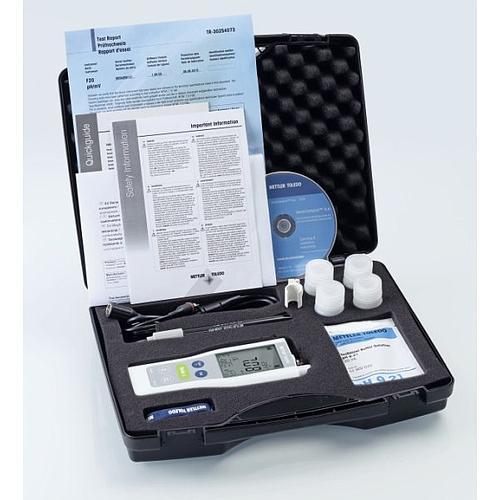 pH-mètre portable FiveGo F2 - Field Kit - Mettler Toledo