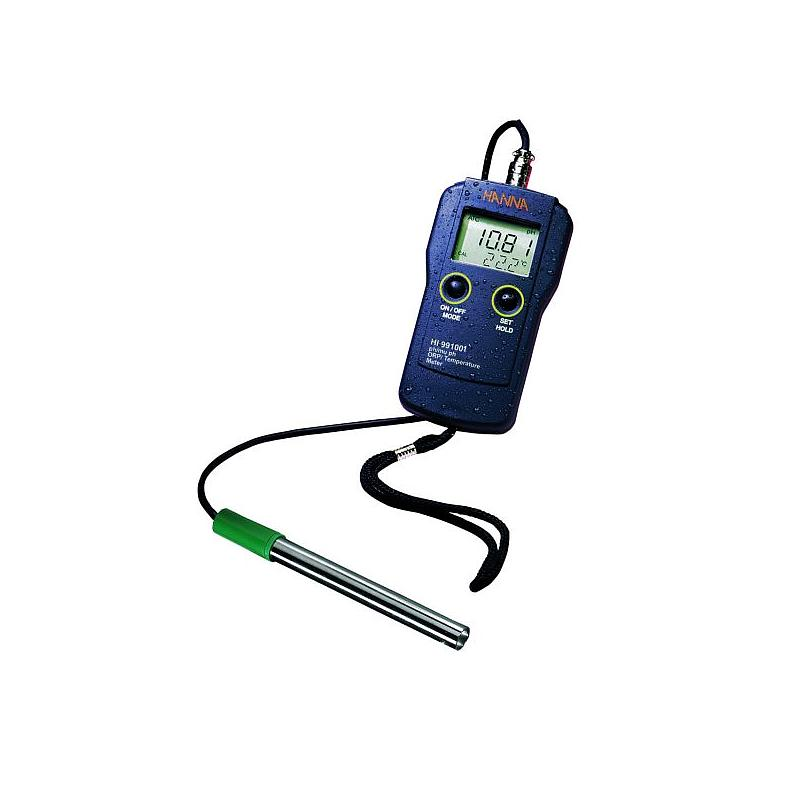 pH-mètre portable HI 991001 - Hanna