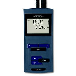pH-mètre portable pH 3110 SET 2 avec Sentix 41 - WTW