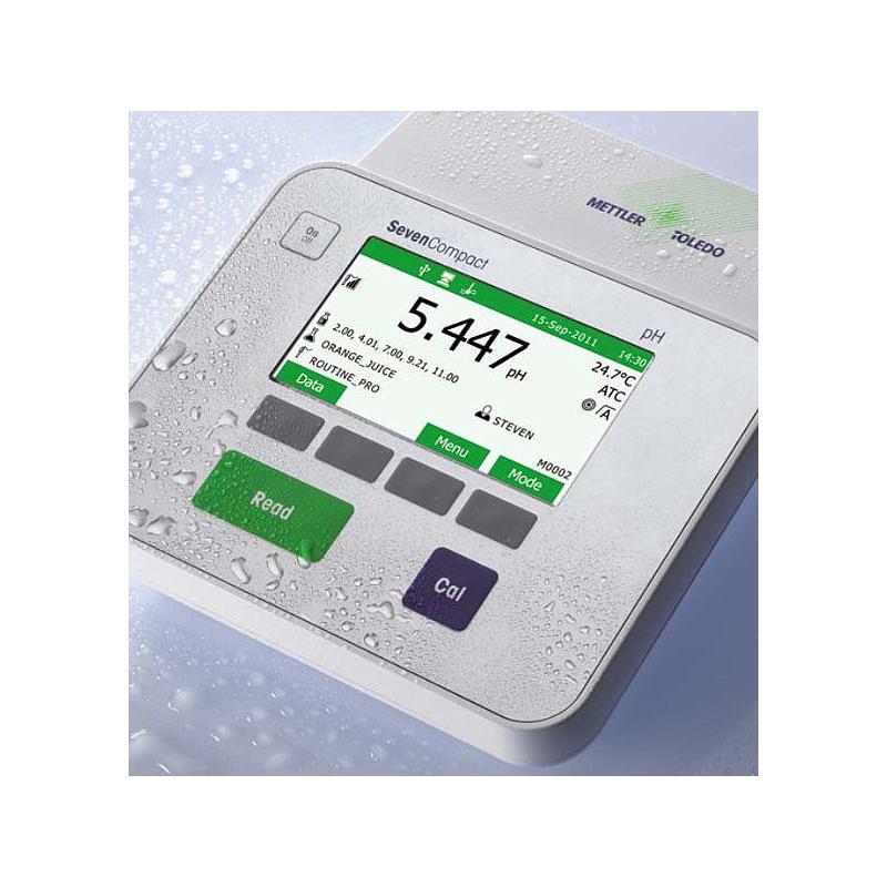 pHmètre / Ionmètre de paillasse S220-KIT SevenCompact™ - Mettler Toledo