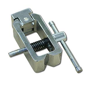 Pince pointue pour dynamomètre jusqu'à 500 N - 2 pièces
