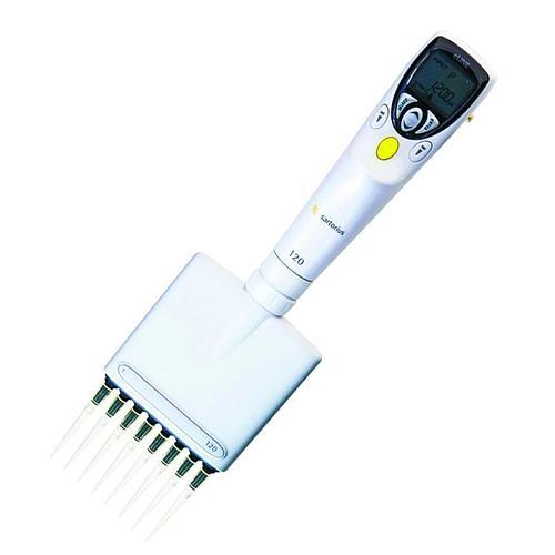 Pipette électronique multicanaux eLine - 8 canaux - 50...1200 µl - Biohit