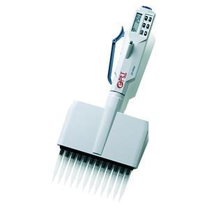 Pipette électronique multicanaux ePET - 12 canaux - 25...250 µl - Biohit