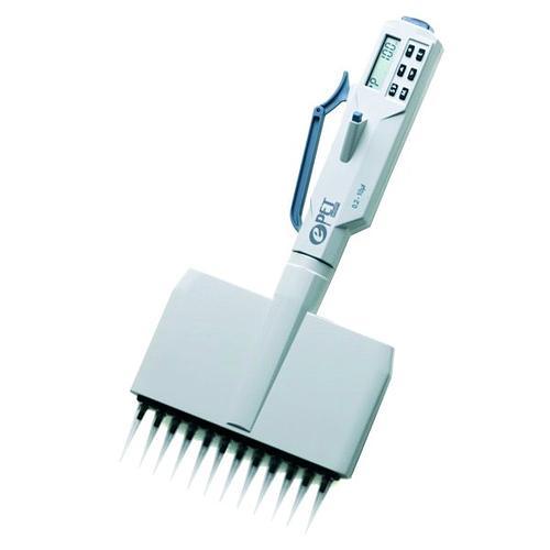 Pipette électronique multicanaux ePET - 12 canaux - 5...100 µl - Biohit