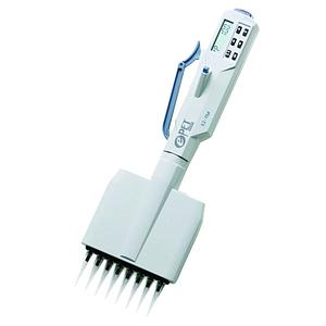 Pipette électronique multicanaux ePET - 8 canaux - 25...250 µl - Biohit