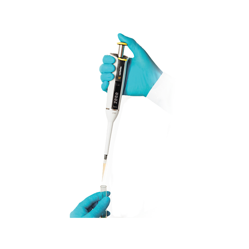 Pipette mécanique Biohit Tacta - 10-100 µl - 1 canal - Sartorius