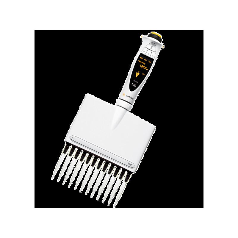 Pipette mécanique Biohit Tacta - 30-300 µl - 12 canaux - Sartorius