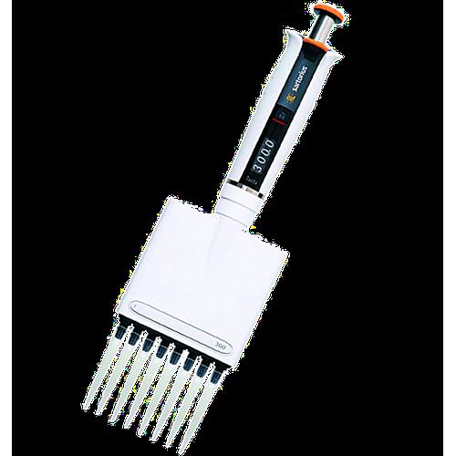 Pipette mécanique Biohit Tacta - 5-100 µl - 8 canaux - Sartorius