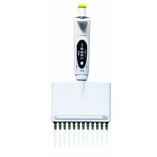 Pipette mécanique multicanaux mLine - 12 canaux - 0.5...10 µl - Biohit