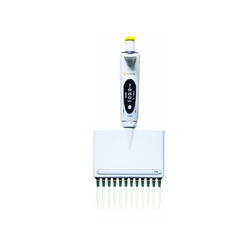 Pipette mécanique multicanaux mLine - 12 canaux - 5...100 µl - Biohit