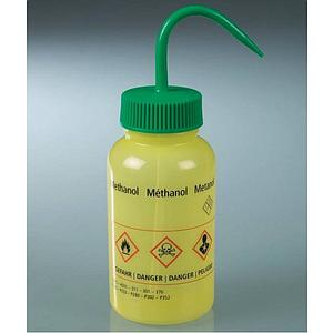 Pissette jaune - Méthanol - Bürkle