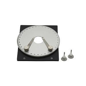 Platine rotative pour kit de polarisation - Optika