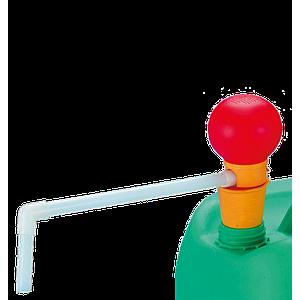 Pompe à main OTAL, PVDF - Bürkle