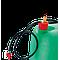 Pompe à pied OTAL avec tuyau et robinet, PP - Bürkle