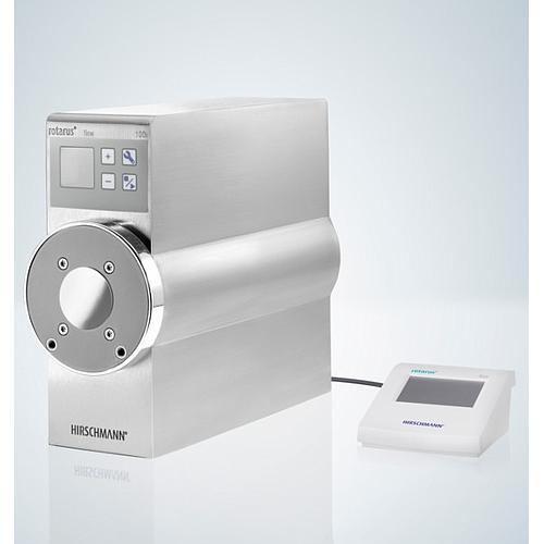 Pompe péristaltique Rotarus® Flow 100i - Hirschmann