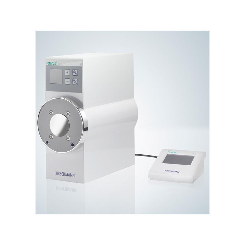 Pompe péristaltique Rotarus® Flow 50 - Hirschmann