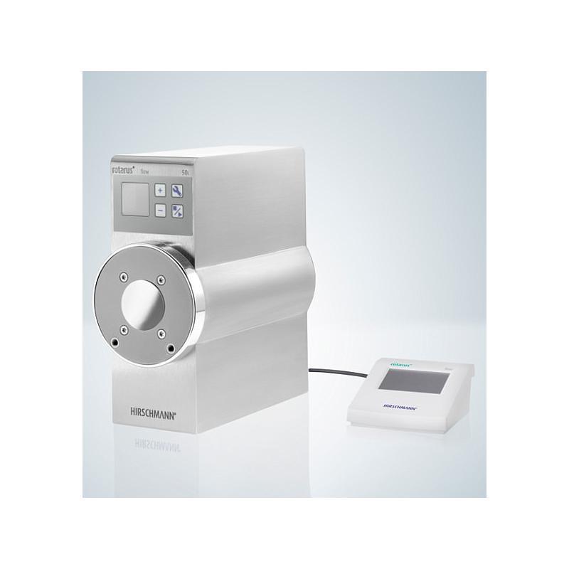 Pompe péristaltique Rotarus® Flow 50i - Hirschmann