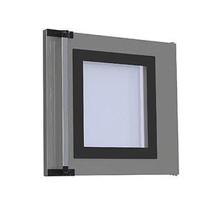 Porte vitrée pour modèles 750 & 1060 - 300°C - Memmert