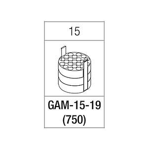 Portoir pour 19 tubes de 15 ml - Gyrozen