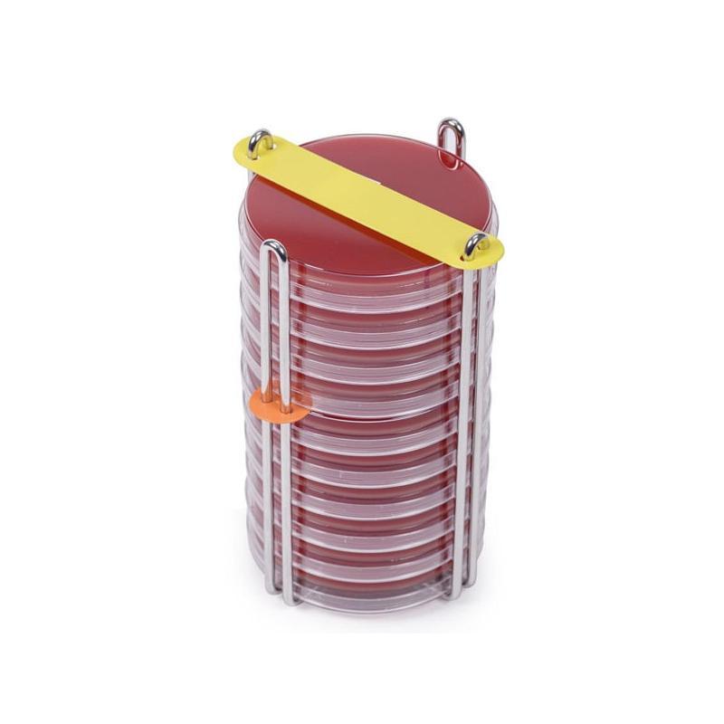 Portoir pour jarre inox 9 boîtes - Don Whitley
