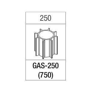 Portoir pour tube à fond plat de 250 ml - Gyrozen
