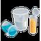 Pot d'échantillonnage aseptique - 50 ml - Bürkle