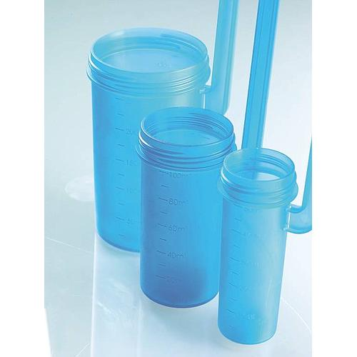 Pot puisard DispoDipper SteriPlast jetable - Lot de 20 - 50ml - Bürkle