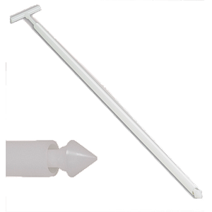 Préleveur d'échantillons Jetable MicroDispo Stérilisé - 500 mm,10 ml, Lot de 20 - Bürkle