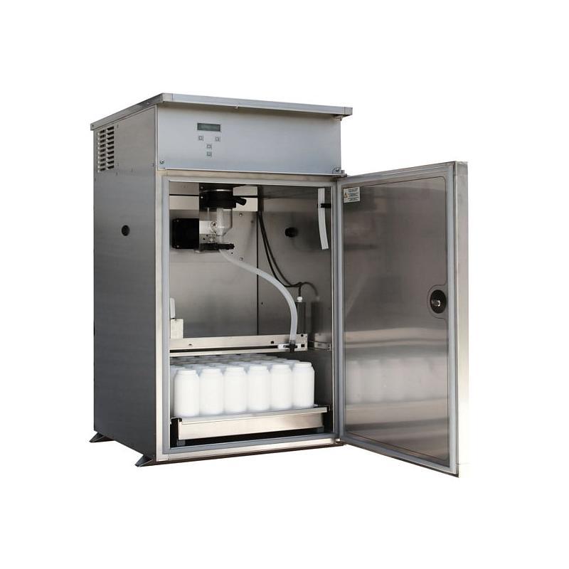 Préleveur échantillonneur BABYNOX 12x2.9 L - Acier inox 304 - Aqualyse